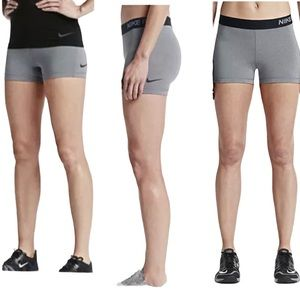 Nike Women's Pro Cool Dri Fit Shorts NEW